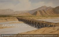Kabul, Bala Hissar, in the Indo-Greek, Kushan, Indo-Parthian and Sasanian Periods, 1st -5th centuries AD - Archaeology Illustrated