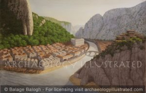 Olympos, Southwest Turkey on the Mediterranean Coast, The Greek Settlement in the Roman and Byzantine Periods - Archaeology Illustrated