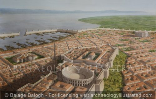 Utica, Tunisia in the Roman Period - Archaeology Illustrated