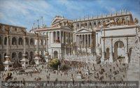 Roman Forum, 3rd-4th century AD - Archaeology Illustrated