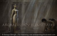 Amazon Queen and Spartan Visitors on a Memorable Occasion - Archaeology Illustrated