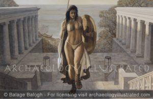 Atalanta - Archaeology Illustrated