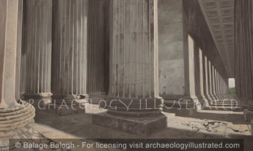 Didyma, The Temple and Oracle of Apollo, 2nd century BC - Archaeology Illustrated