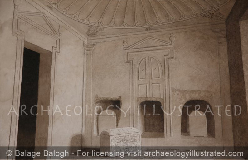 The Tomb of the High Priest Annas, Father-in-law of Caiaphas, Jerusalem - Archaeology Illustrated