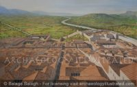 Xanthos, Southern Turkey, on the Mediterranean Coast, Roman Period - Archaeology Illustrated
