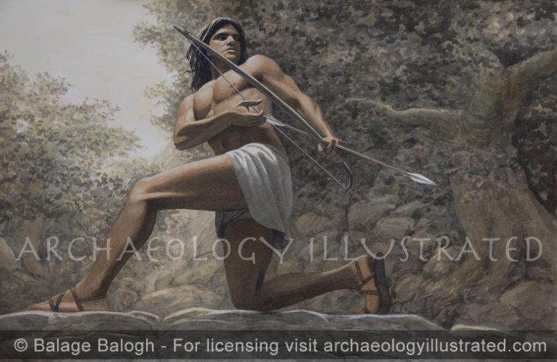 Apollo - Archaeology Illustrated