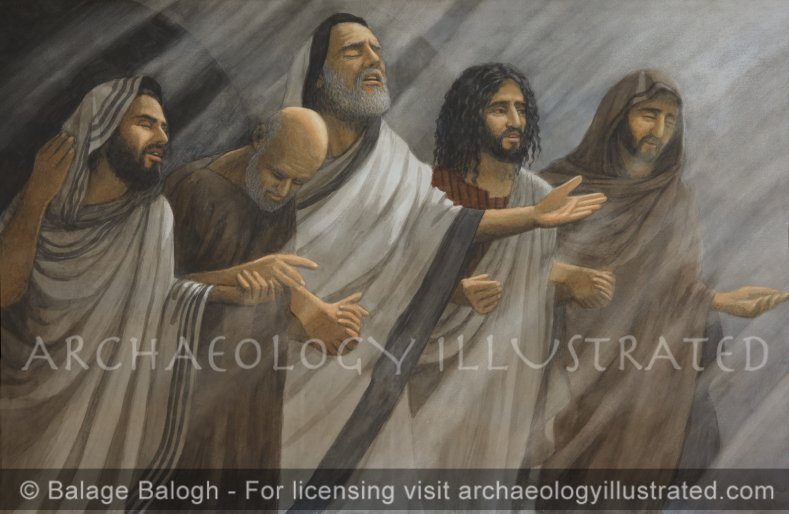 Prophets of Antioch: Barnabas, Simeon, Lucius of Cyrene, Manaen and Saul(Paul) - Archaeology Illustrated